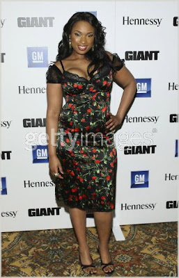 j2dx8 Jennifer Hudson Pre Oscar GIANT Party Picture Blowout!
