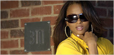 cici4 Ciara On Set Of Cant Leave Em Alone Video