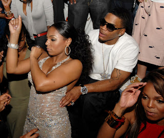 ashantidancing2 JD & Nelly Host Post VMA Party