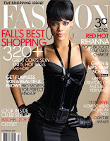 rihanna fashion Rihanna Covers Fashion magazine