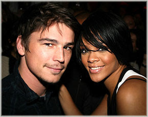 rihannajosh Rihanna: &quot;Ive Fallen For Josh!&quot;