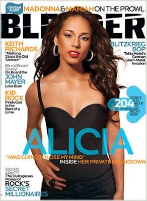 Alicia Keys: 'Gangsta Rap Is A Government Tool To Incite Black-On-Black Killings'
