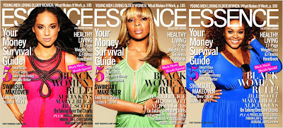 essense123 Alicia, Mary & Jill Cover ESSENCE