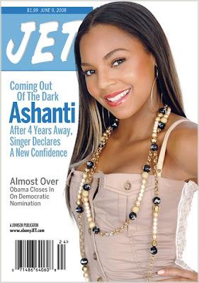 Ashanti Covers JET