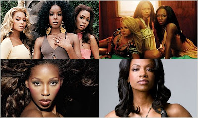 best+best The Best You Never Heard: Destinys Child, 3LW, Jamelia & Kandi