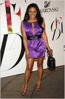 Lil' Kim CFDA Fashion Awards
