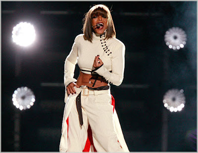 More On Janet / Def Jam Drama