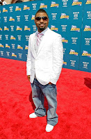 musiq BET Awards 2008: Arrivals