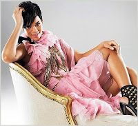 Rihanna Covers InStyle Magazine