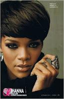 Rihanna's Essence Feature