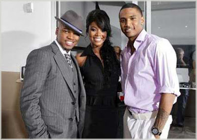 Ne-Yo On The Set Of 'Miss Independent'