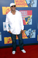 ll+cool+j 2008 MTV VMA: Arrivals