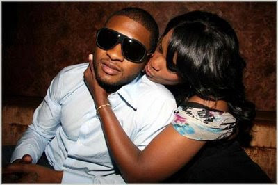 usher tameka pic Tameka Had No Warning Of Usher Divorce