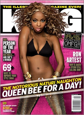 naturi+lil+kim+king Naturi Covers KING