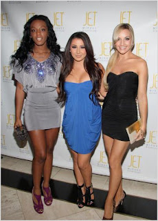 Danity Kane Step Out As Trio