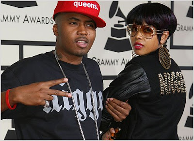 nas+and+kelis Nas & Kelis Expecting First Child