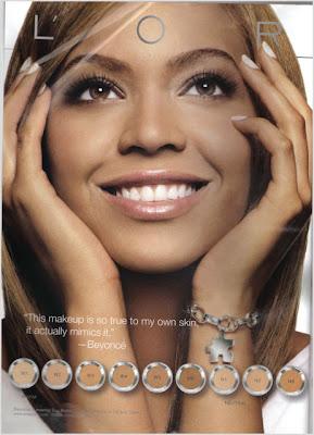 New Beyonce L'Oreal Ad