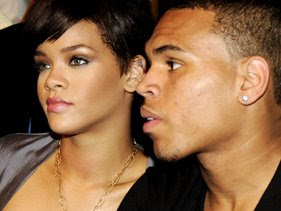 chris+brown+riri Chris Brown & Rihanna Drama: TGJs 2 Pence