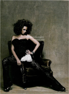 Beyonce Covers Ebony