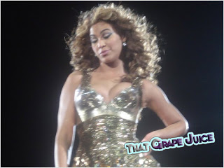 b8 Massive Beyonce I Am... Tour Update