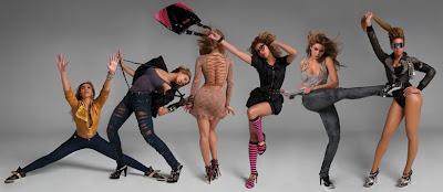 'Sasha Fierce Is Dereon' Promo Shot
