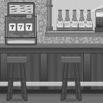 Grayscale Escape Series 11 - Saloon