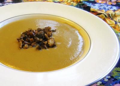 Ciao Chow Linda: Cream of Porcini Mushroom Soup