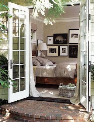 أفكار لغرف نــــوم Herbergi+cottage+living