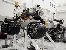 Five Things About NASA's Mars Curiosity Rover