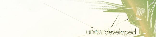 -Under-Developed-