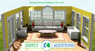 Family Room Pictures on Additions  Remodeling  And Modular Homes Blog  Family Room Addition