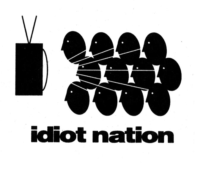idiot nation essay Idiot nation' by michael moore, analyze article entitled 'idiot nation' by michael moore, orderr this essay here now and get a discount  related posts:short-term and long-term professional goals case study strategic management and business policy book: multimedia: making it work ninth edition tay vaughan.