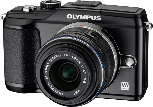 Olympus Pen E-PL2, a Pen updated