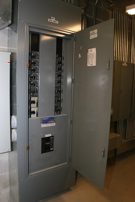 House Services 480V to 208V Systems