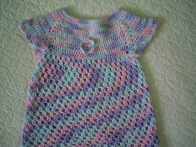 Mis tejidos a palillo y crochet