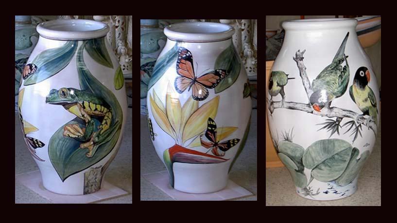 Memoria de arcilla cer mica las palomas costa rica for Arcilla para ceramica