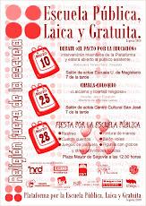 CARTELES CAMPAÑA 2010