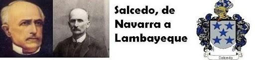 Salcedo Peramás, de Navarrra a Lambayeque