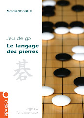 Jeu de go: le langage des pierres