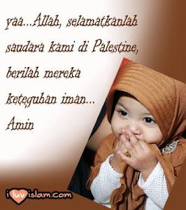 Doa Untuk Palestine