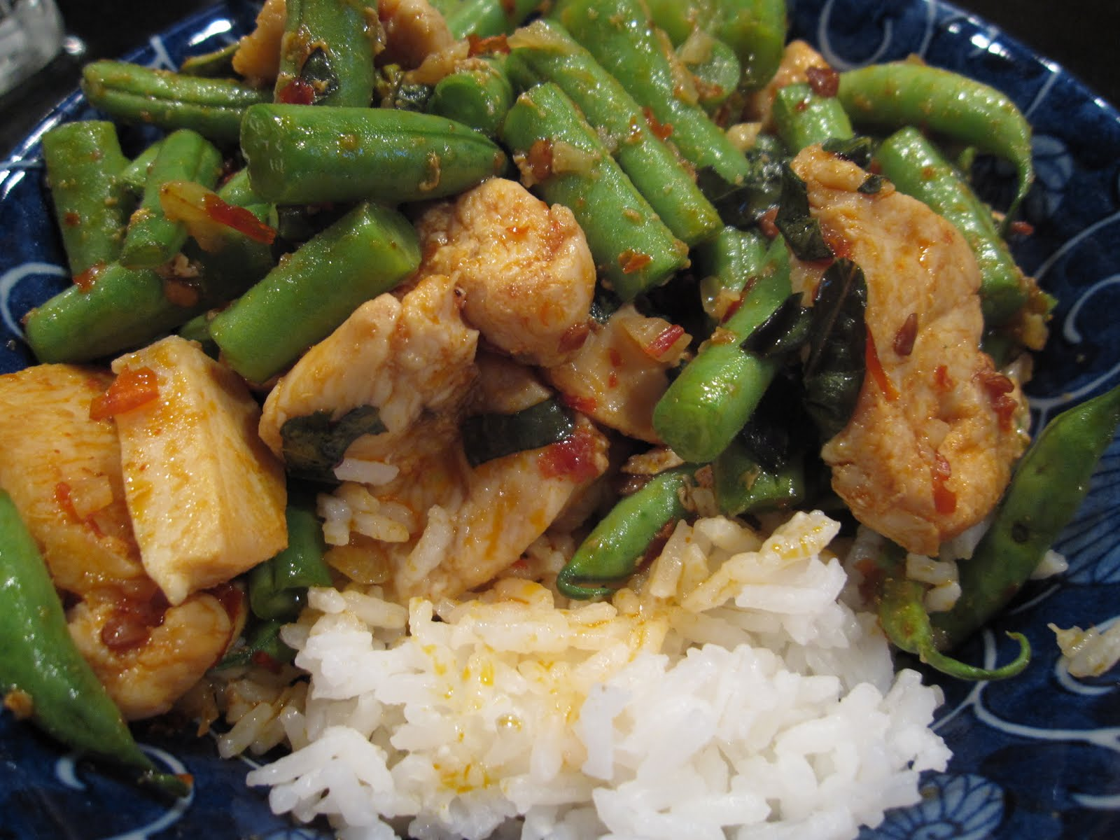 Cookin' & Craftin': Thai-Style Stir-Fried Chicken and ...