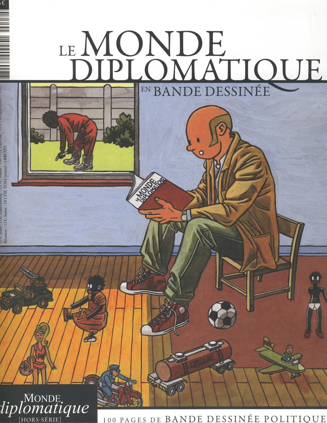 Rencontres du monde diplomatique
