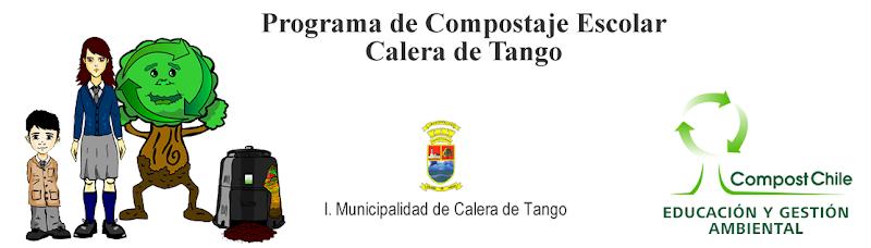 Programa de Compostaje Escolar, Calera de Tango