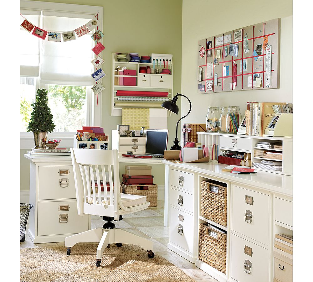 Design Ideas For Small Bedroom Office