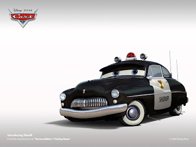Walt Disney's Cars (Cartoon Film) High Resolution Wallpapers 15