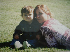 Con mi madrina, Caro!!