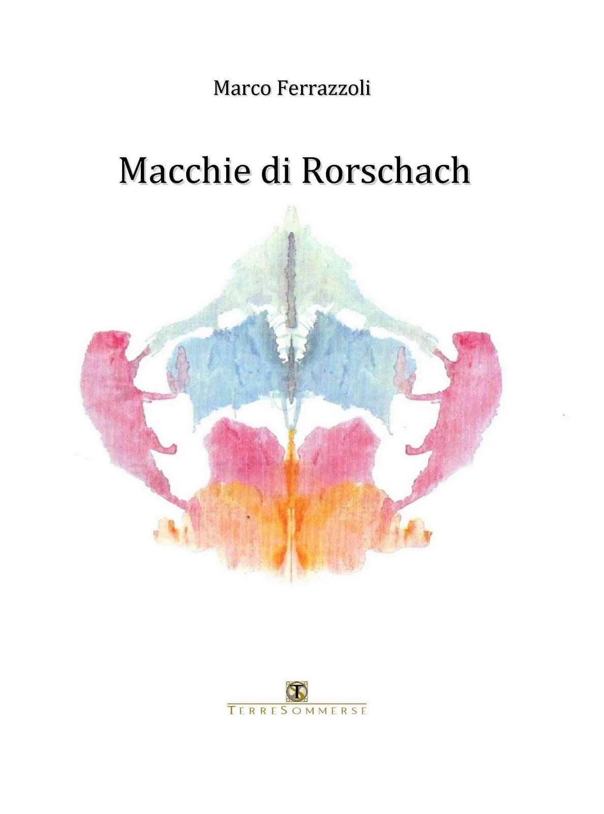 La voce di roma ferrazzoli e le sue macchie di rorschach - Tavole di rorschach interpretazione ...