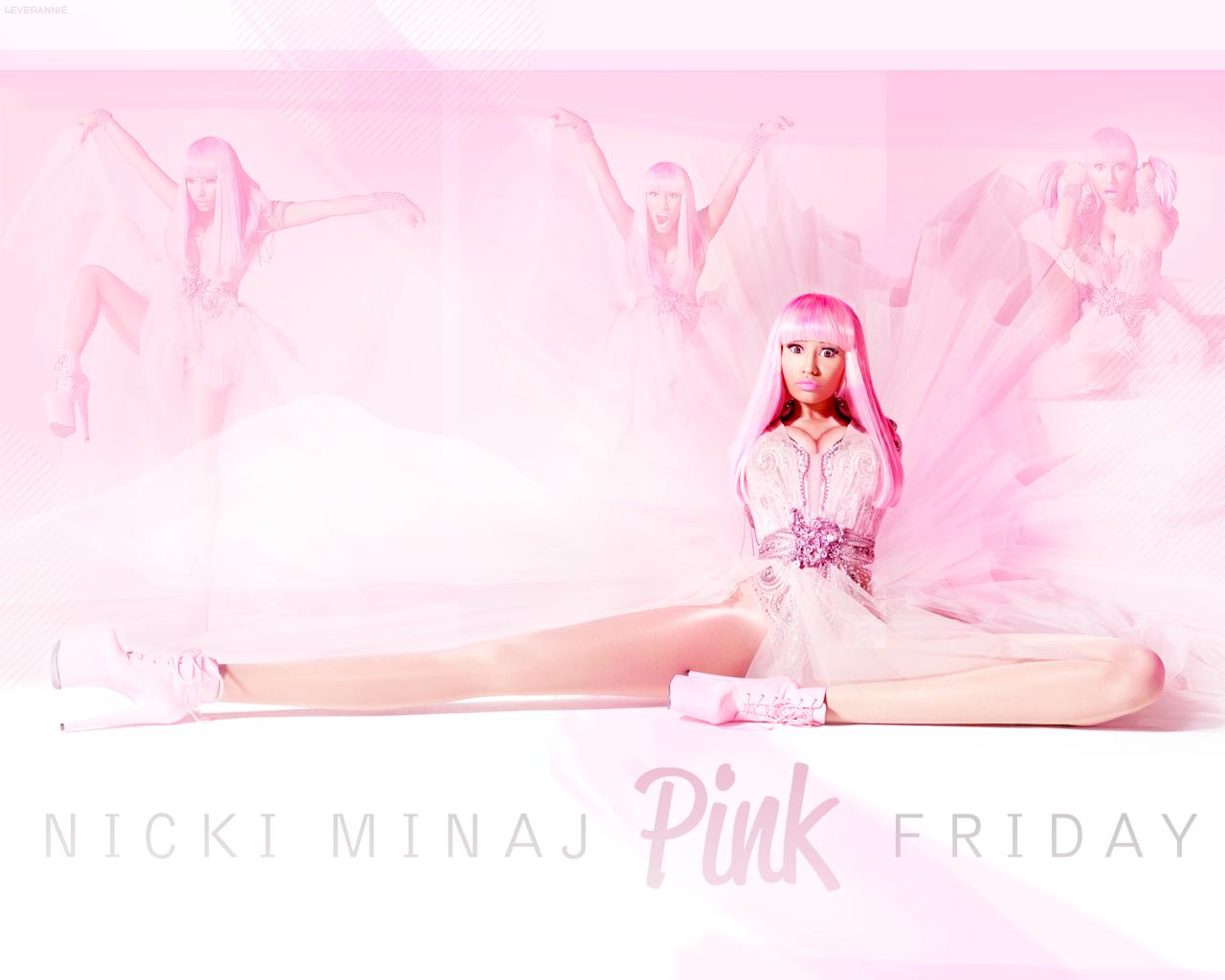 Nicki Minaj Wallpapers