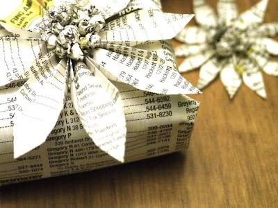 Как сделать новогоднюю упаковку для подарка