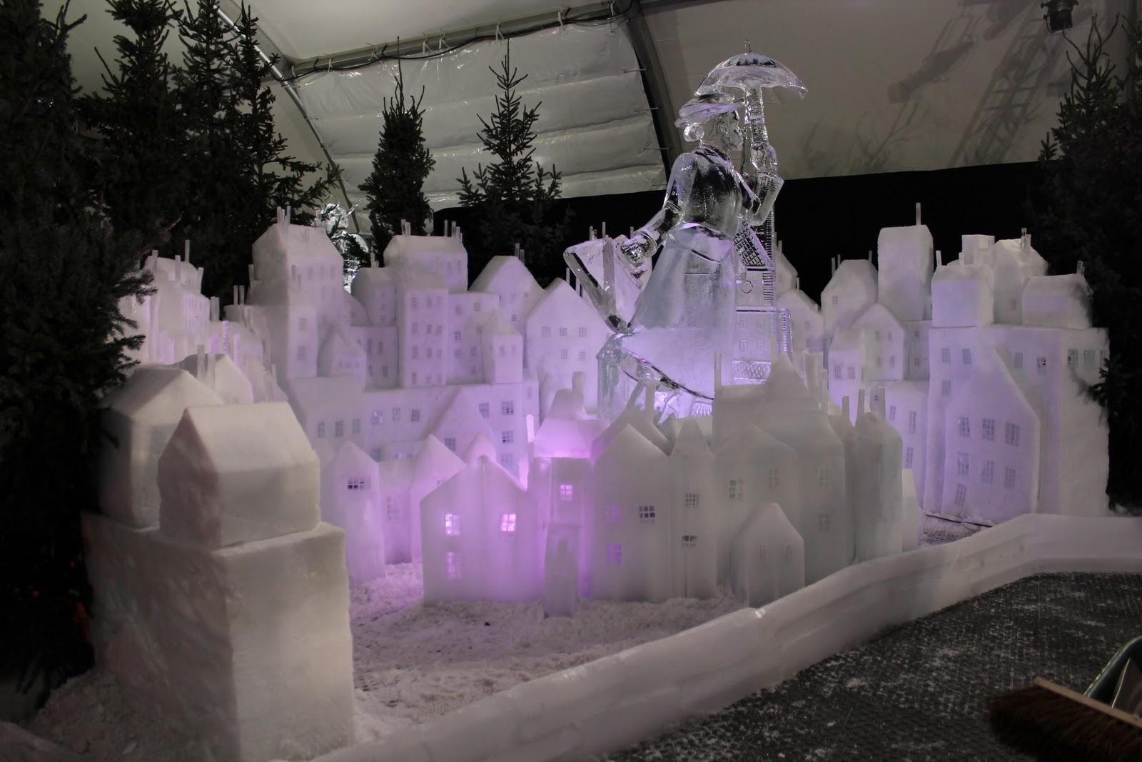 Замок для снежной королевы своими руками 64